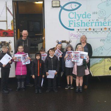 Holmston Primary School visit